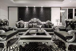 奢华摩登古典欧式别墅设计
