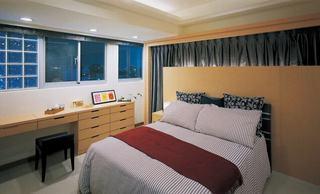 卧室设计混搭风格装修