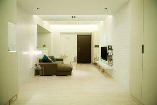 清新宜家北欧风小公寓设计图