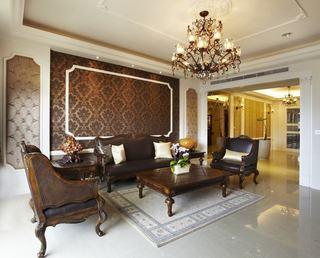 奢华欧式新古典 别墅精装设计图