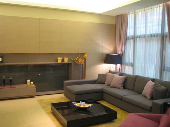 现代家装客厅小桌设计