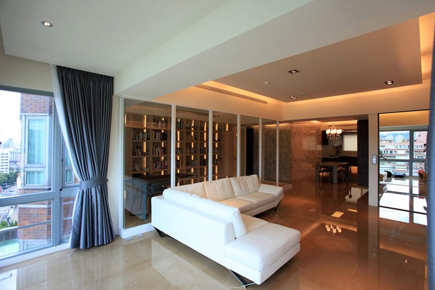 东南亚装修风格公寓设计