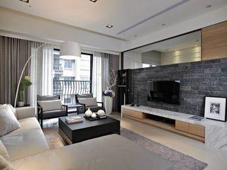三室两厅宜家风格装修案例图