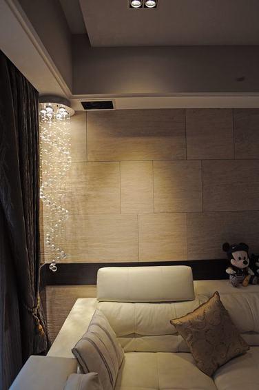 时尚现代客厅灯饰欣赏