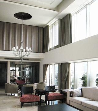 成熟现代风格别墅装饰设计