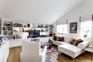 北欧波普风混搭公寓设计
