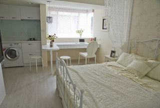30平简约小户型公寓装修设计