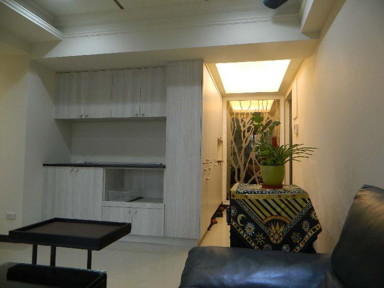 现代时尚家居收纳柜设计