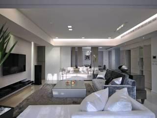 现代时尚装修142平公寓设计