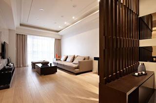 10万装修简约现代 四室两厅效果图