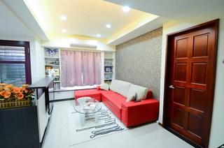 80平简约现代两室两厅装修图