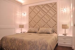 时尚现代卧室壁灯效果图