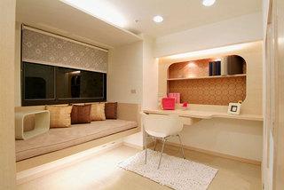 优雅含蓄简约小户型美宅案例