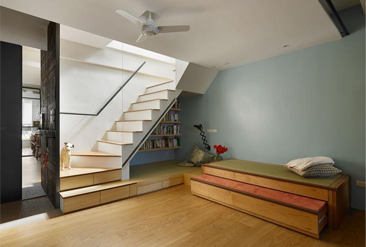 简约创意小户型公寓装修欣赏