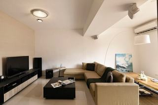 简约日式设计66平公寓装修