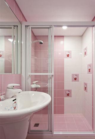 经典简约时尚粉色设计效果图大全
