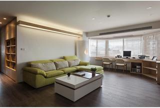 两室两厅清新自然原木宜家风