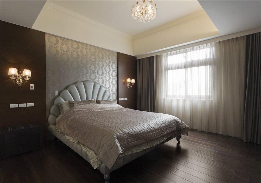 精致简美式卧室装饰大全