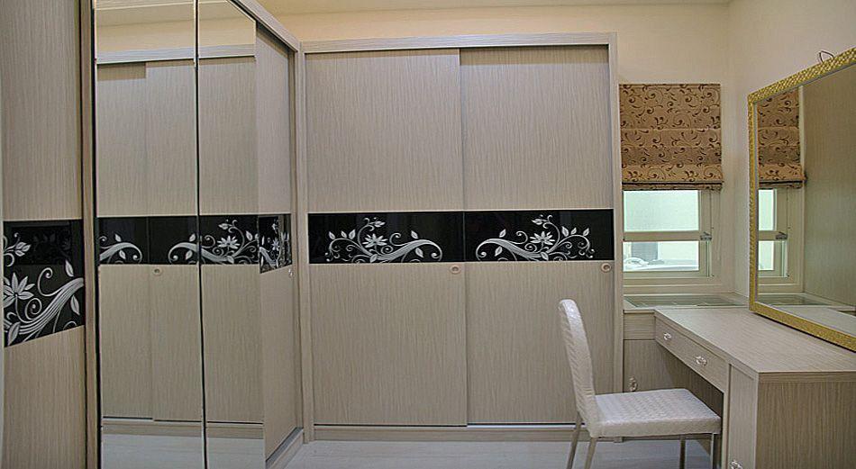 现代家居书房衣柜设计