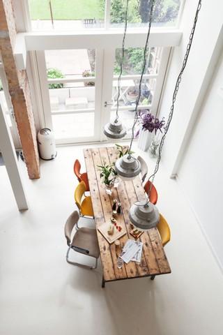 清新浪漫宜家北欧风情小别墅装饰设计