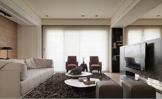 简约宜家装修风格公寓式住宅设计