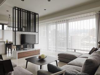 70平现代两室两厅装修设计