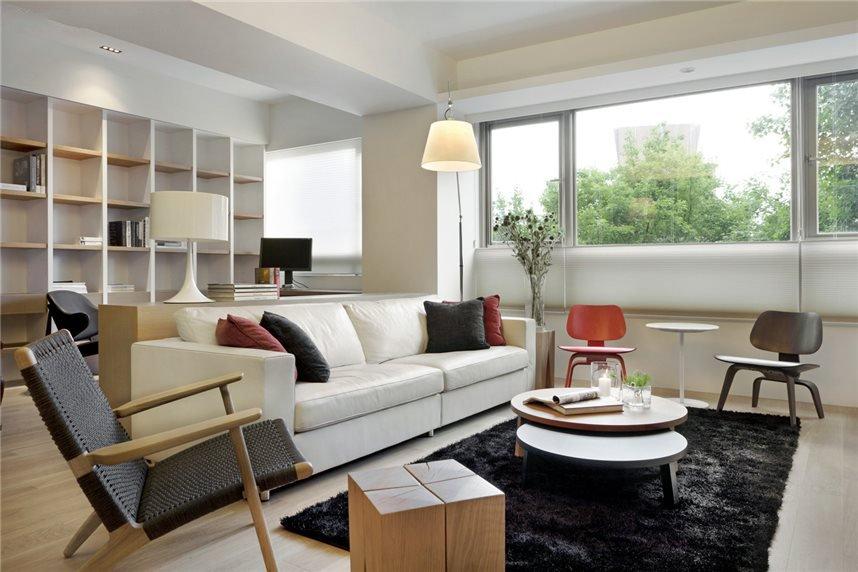 时尚舒适宜家风家居装饰设计