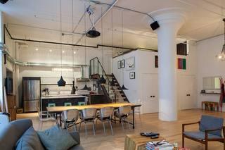 简约北欧工业风 LOFT公寓设计