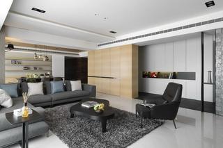 126平宜家三居室装修展示