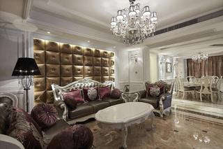 奢华欧式新古典 三室两厅美宅欣赏