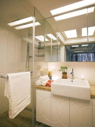 明亮现代简约二居室装修设计