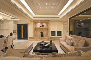 精美简欧新古典风格别墅设计