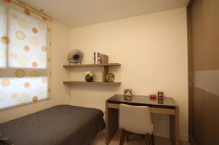 温馨宜家风格卧室效果图