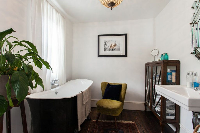 家装卫生间混搭风格设计装修图