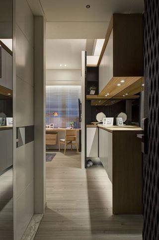 舒适日式宜家风单身公寓设计