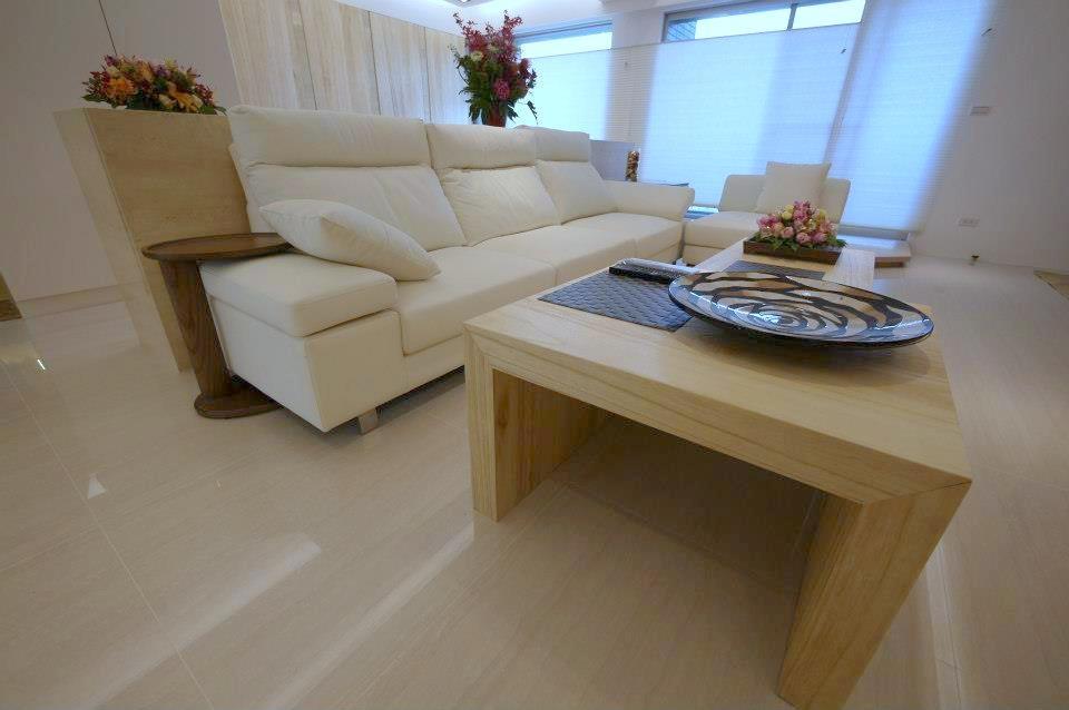 舒适简约宜家设计 沙发茶几效果图