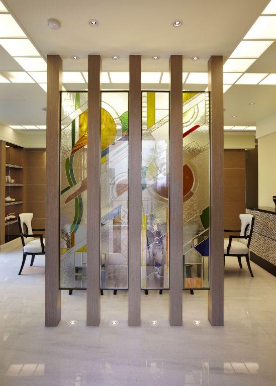 现代简约公寓跃层设计装修图