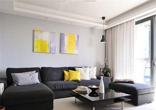 简约装修风格一居室设计欣赏