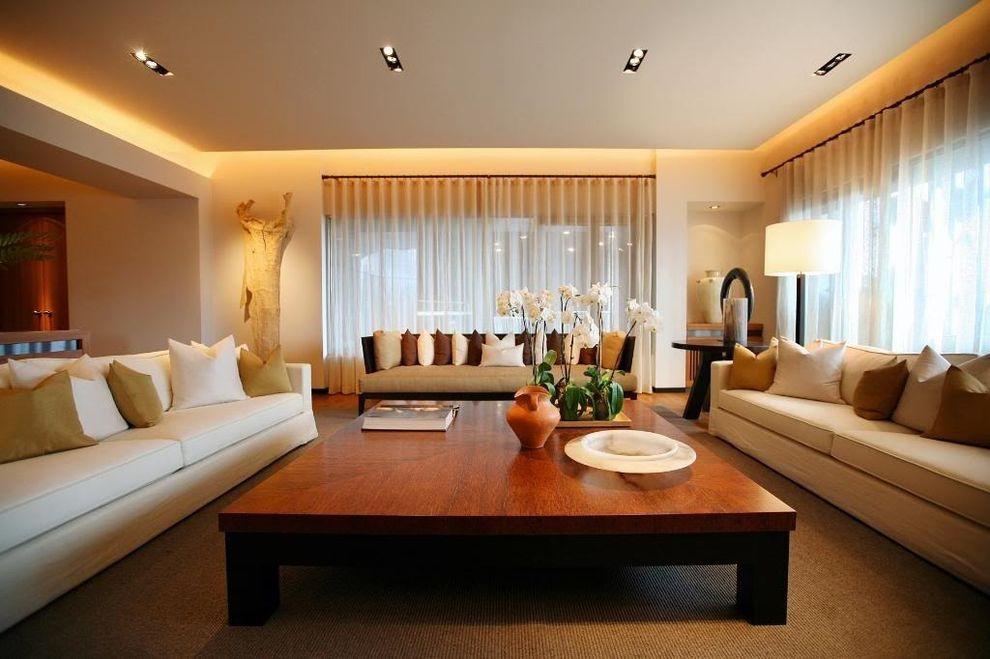 温馨豪华现代两室两厅借鉴图