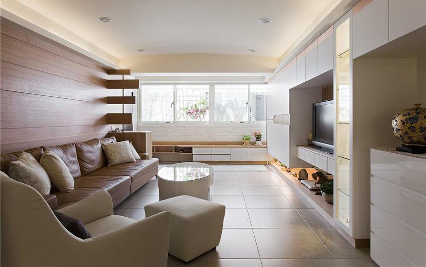 时尚简约宜家风酒店式公寓设计