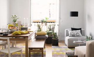 时尚清新北欧风情小户型公寓设计