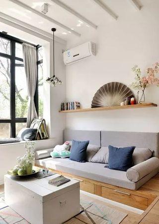 清新北欧文艺范 LOFT公寓设计