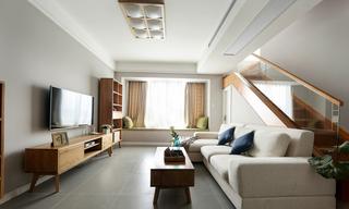 温馨宜家日式复式家装设计