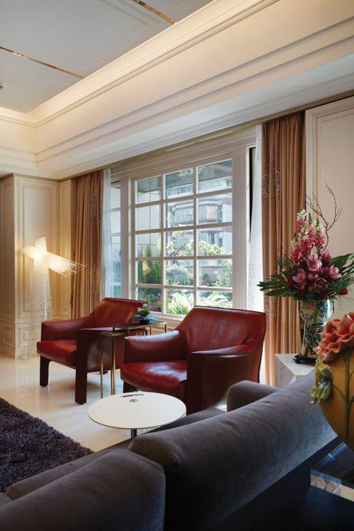 美式风格家居窗户设计