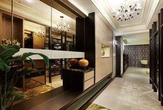 18万全包四居室时尚潮流设计现代风格装饰欣赏图