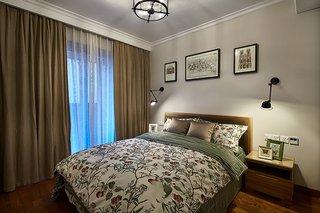 乡村美式田园风卧室设计
