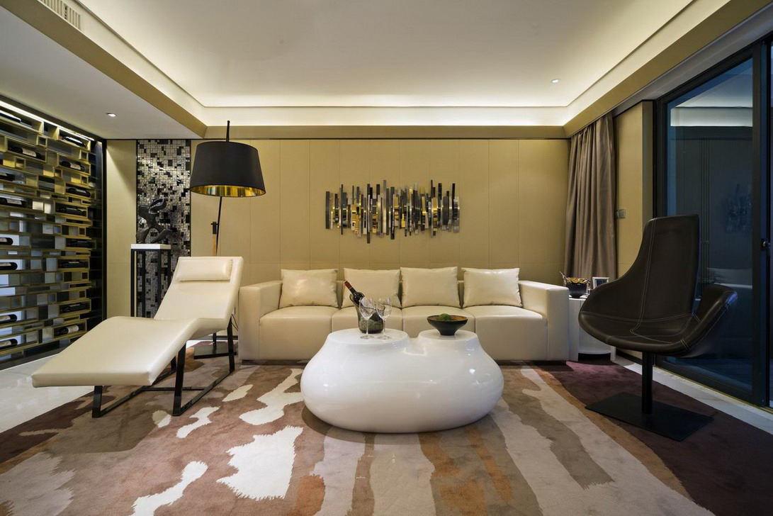 古典现代风格公寓装修设计