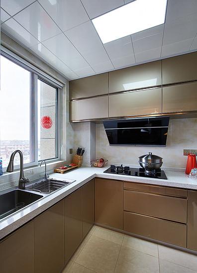 时尚现代新房厨房装修欣赏