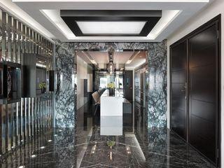 炫酷摩登后现代 别墅混搭装饰设计