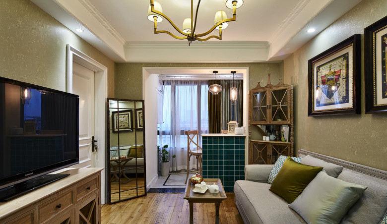 精美简欧新古典混搭公寓设计